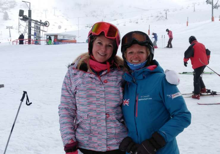 Private Skiing Lessons
