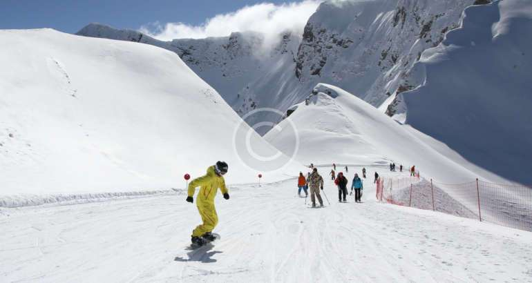 2017 Snowboard Goal Setting